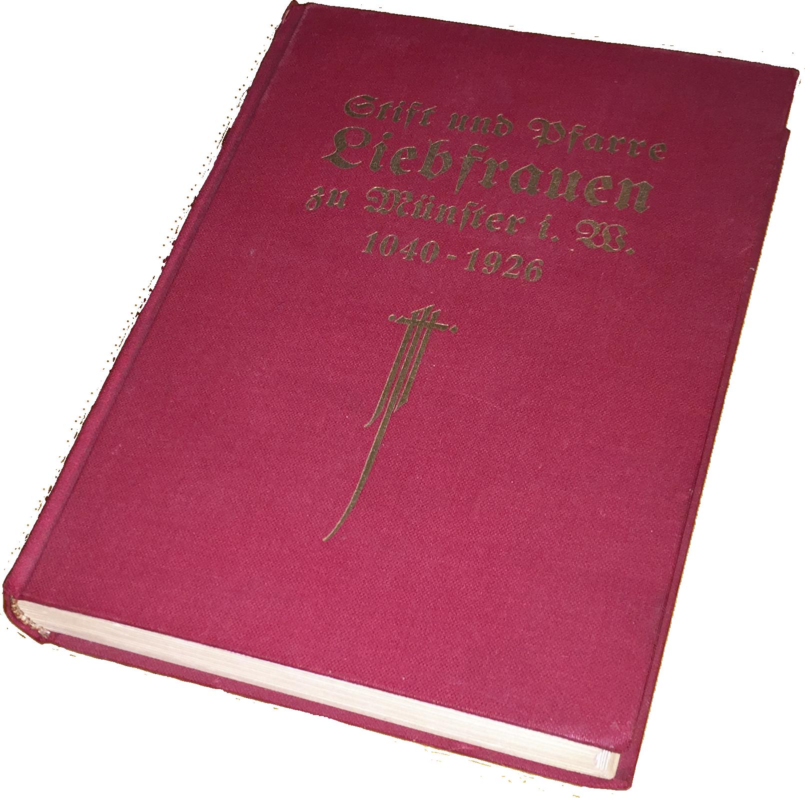Buch Liebfrauenstift