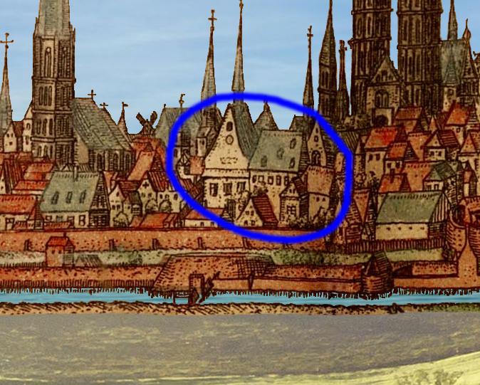 Münster 1570: Fraterherrenhaus