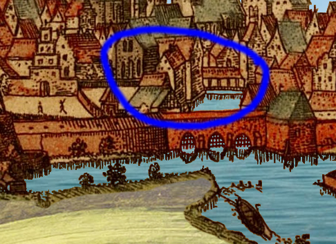Münster 1570: Georgskommende