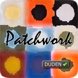 Patchwork: Das Autorenprogramm